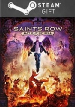 STEAM GIFT : Saints Row Gat Out of Hell Steam RU