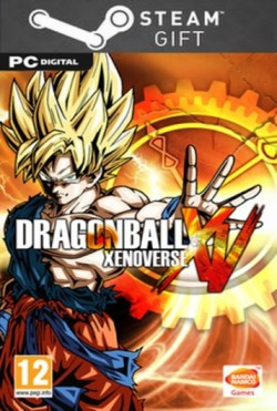 STEAM GIFT : DRAGONBALL XENOVERSE RU VPN Activation + Play (multil)
