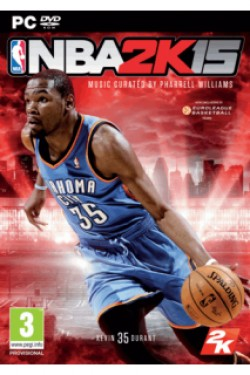 NBA 2k15 (Steam) Global CD KEY