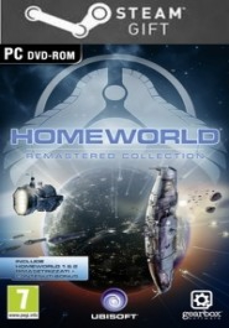 STEAM GIFT : Homeworld Remastered Collection RU VPN Activation