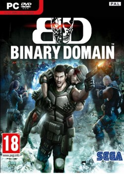 Binary Domain (Steam) Global CD Key