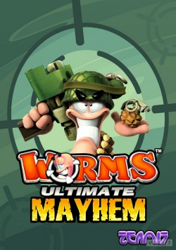 Worms Ultimate Mayhem (Steam) Global CD KEY