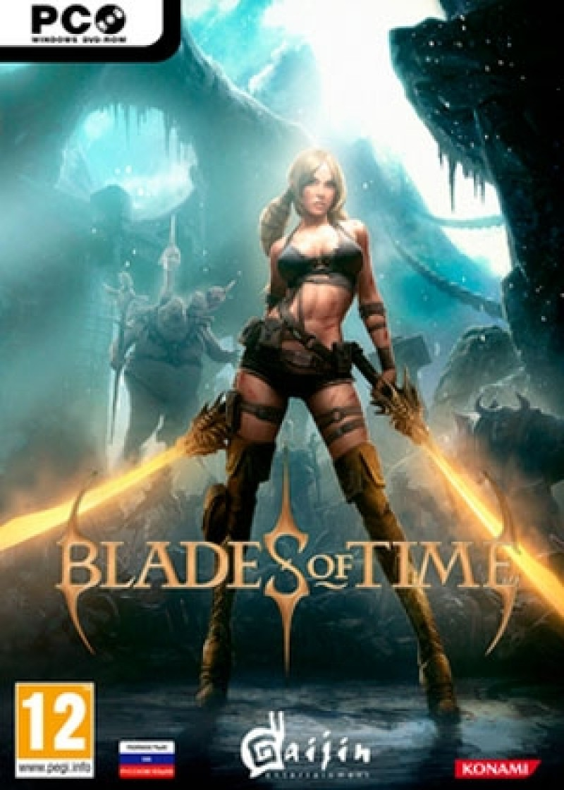 Blades of Time STEAM RU ( just vpn activation then multi/free)