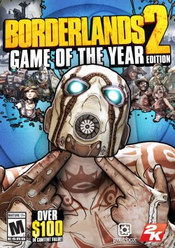 Borderlands 2 GOTY (Steam) Global CD Key