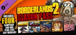 Borderlands 2 Season Pass (Steam) Global CD Key