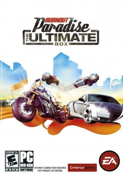 Burnout Paradise The Ultimate Box (Steam) Global CD Key