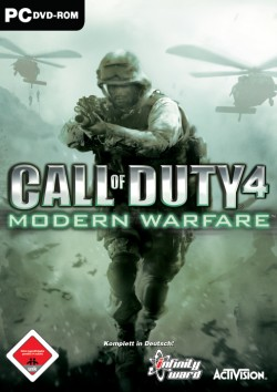 Call Of Duty 4 Modern Warfare (Steam) Global CD Key