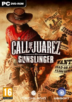 Call Of Juarez: Gunslinger (Steam) Global CD Key