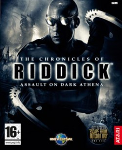 Chronicles of Riddick: Assault On Dark Athena Retail
