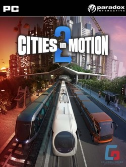 Cities in Motion 2 : Monorails DLC (Steam) Global CD Key