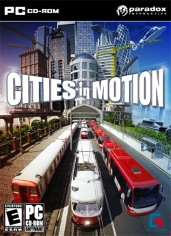 Cities in Motion 2 (Steam) Global CD Key