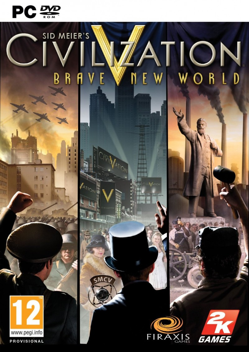 Civilization V : Brave New World (Steam) Russian CD Key