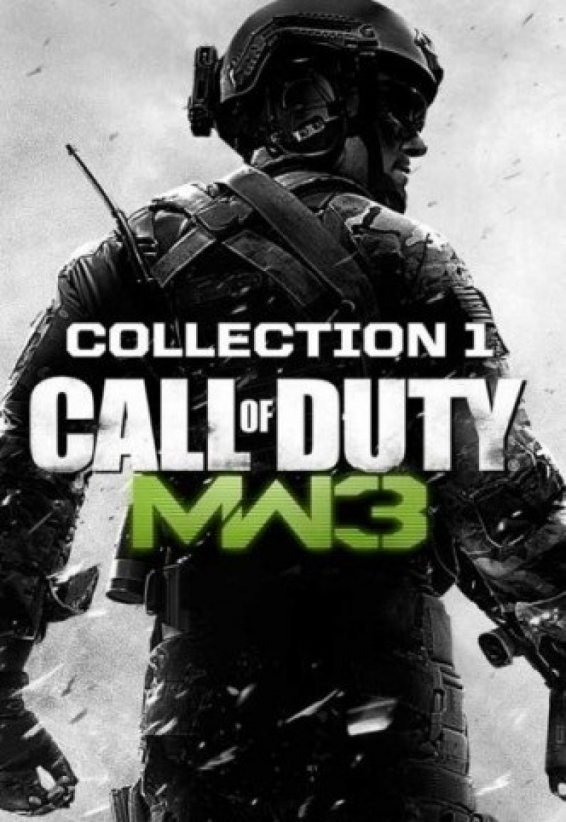 Call Of Duty Modern Warfare 3 DLC Collection 1 (Steam) Russian CD Key