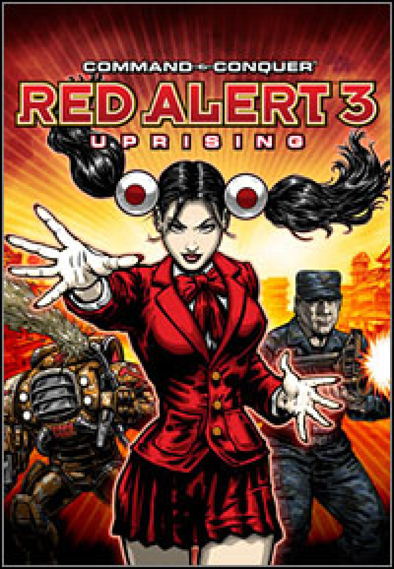 Command & Conquer: Red Alert 3 Uprising (Steam) Global CD Key