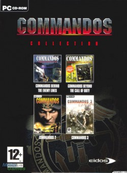 Commandos Collection (Steam) Global CD Key
