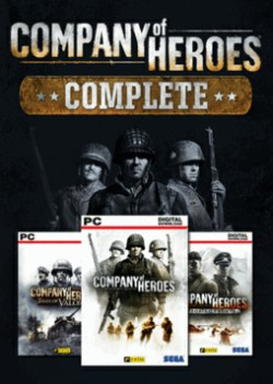 Company of Heroes Complete Pack (Steam) Global CD Key