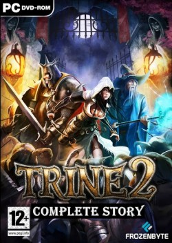 Trine 2 Complete Story (Steam) Global CD KEY