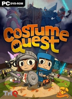 Costume Quest (Steam) Global CD KEY