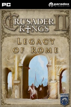 Crusader Kings II DLC : Legacy of Rome (Steam) Global CD KEY