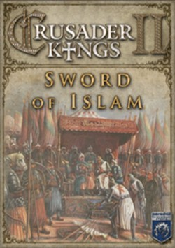 Crusader Kings II Sword of Islam (Steam) Global CD KEY