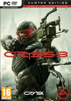 Crysis 3 Hunter Edition (Origin) ENG only CD Key