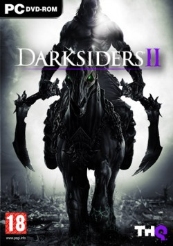 Darksiders II Steam RUS (multilang RUS VPN activation and play)