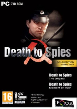 Death to Spies Gold (Steam) Global CD KEY