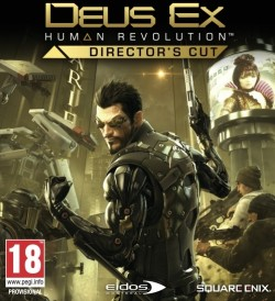 Deus Ex Human Revolution Directors Cut (Steam) Global CD KEY