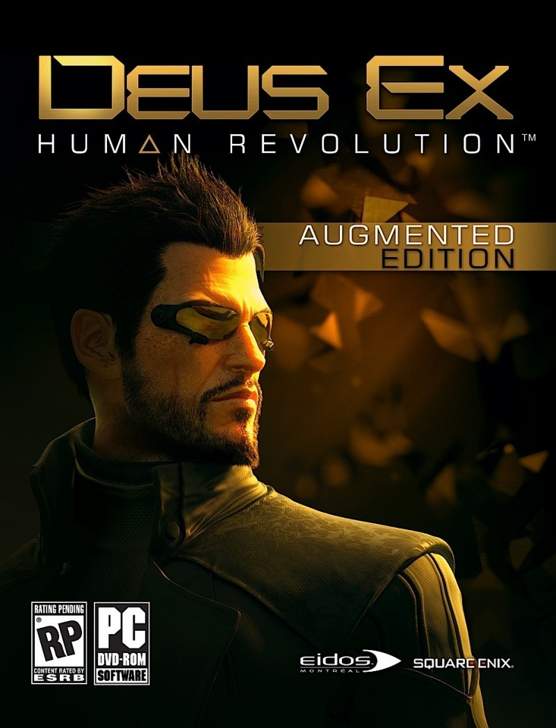 Deus Ex: Human Revolution Augumented Edition (Steam) Global CD KEY
