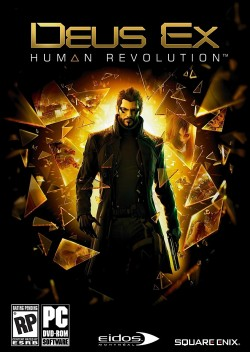 Deus Ex: Human Revolution Standard (Steam) Global CD KEY