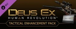 Deus Ex: Human Revolution Tactical Pack DLC (Steam) Global CD KEY