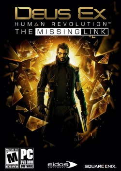 Deus Ex: Human Revolution The Missing Link DLC (Steam) Global CD KEY