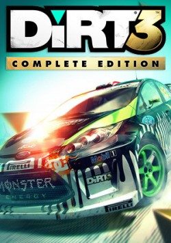 DiRT 3 Complete (Steam) Global CD KEY