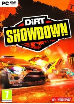 DiRT Showdown (Steam) Global CD KEY