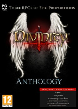 Divinity Antology (Steam) Global CD KEY ( 3 keys : Divinity Antology wich incl, 3 titles + Golden Grail + Golden Jetpack )