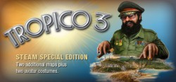 Tropico 3 Special Edition (Steam) Global CD KEY