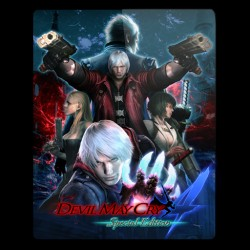 Devil May Cry 4 Special Edition (Steam) Global CD KEY
