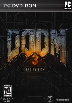 Doom 3 BFG Edition (Steam) Global CD KEY