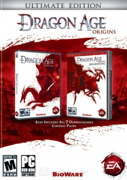 Dragon Age Origins Ultimate Edition (Origin) Global CD Key