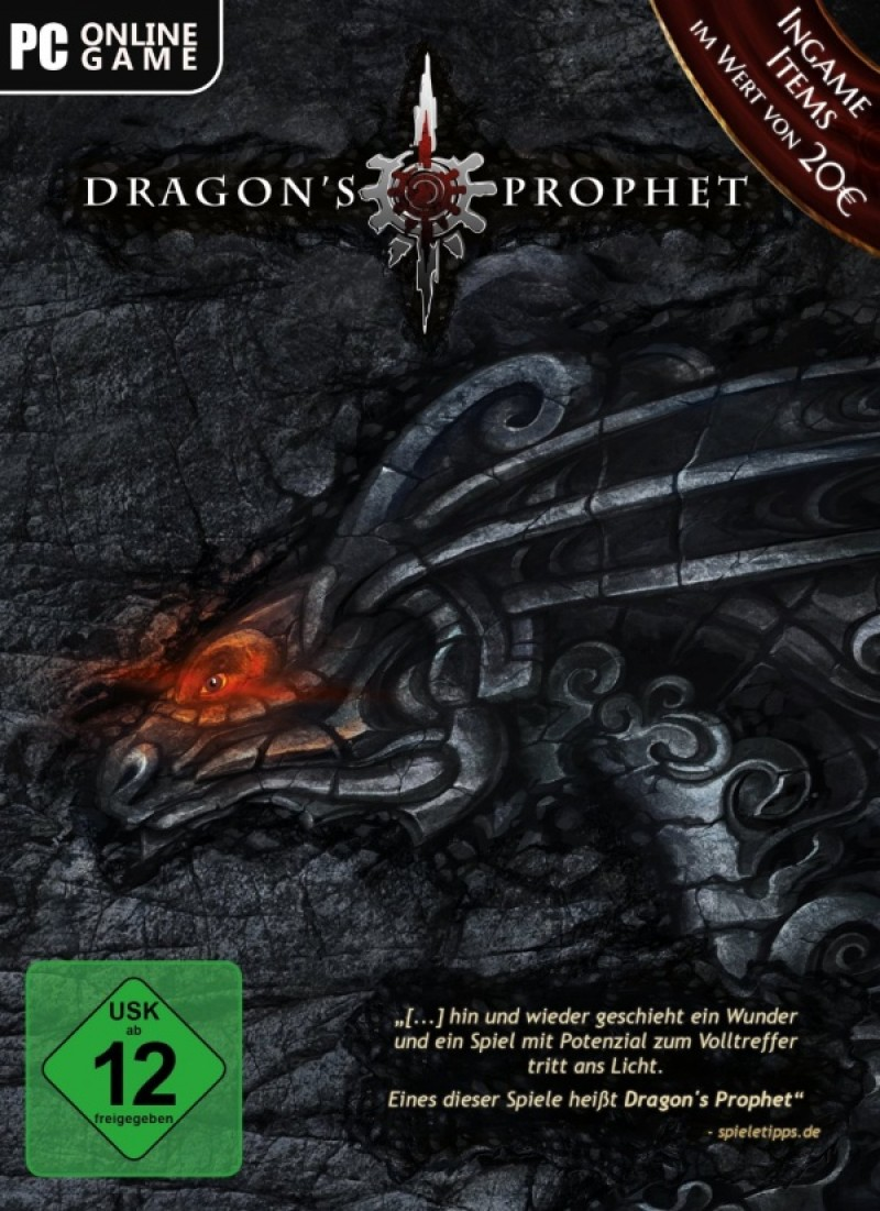 Dragon's Prophet ( with bonuses for ingame value of 20 eur )