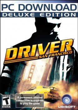 Driver San Francisco Digital Deluxe Edition (Uplay) Global CD KEY