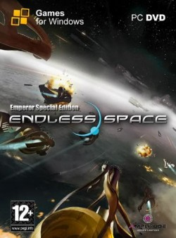 Endless Space Emperor Special Edition (Steam) Global CD KEY