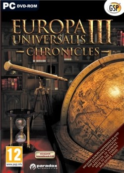 Europa Universalis III Chronicles (Steam) Global CD KEY