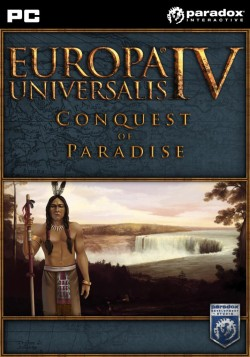 Europa Universalis IV Conquest of Paradise (Steam) Global CD KEY