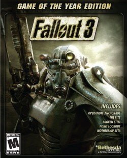 Fallout 3: Game of the Year Edition Uncut Retail