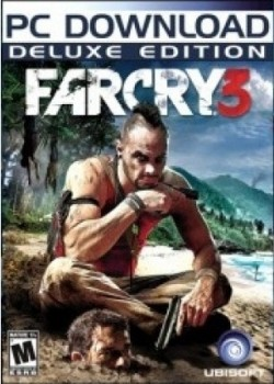 Far Cry 3 Deluxe Edition (Steam) Global CD KEY
