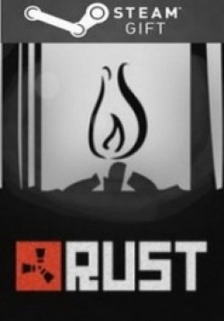 STEAM GIFT : Rust