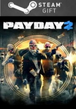 STEAM GIFT : PAYDAY 2