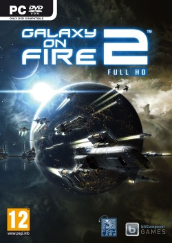 Galaxy on Fire 2™ Full HD (Steam) Global CD KEY