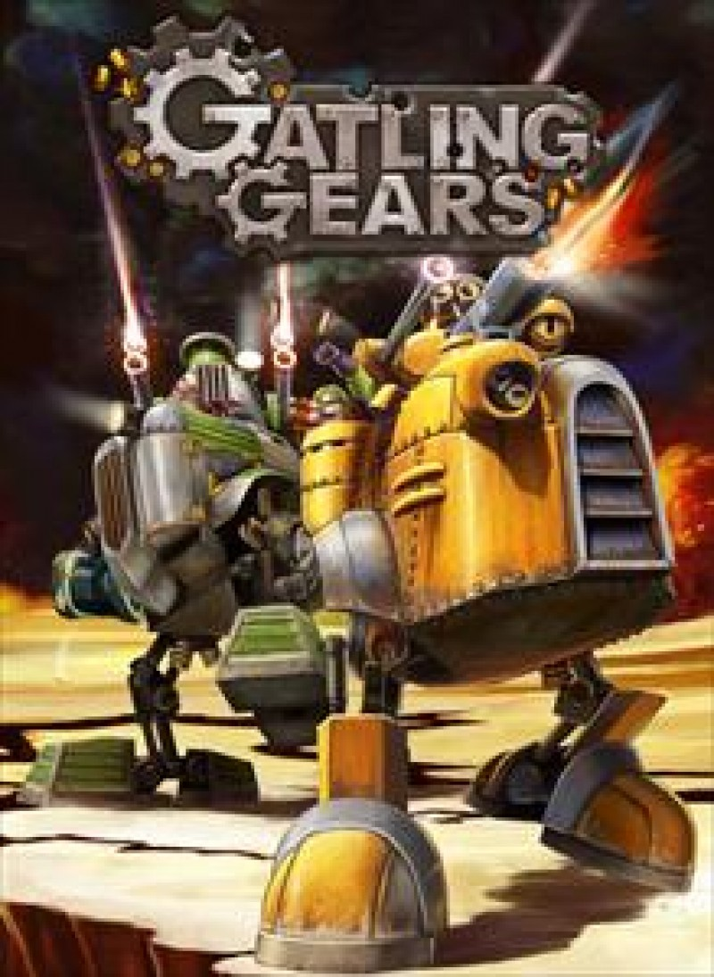 Gatling Gears (Origin) Global CD KEY